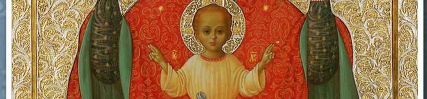В храм прп. Серафима Саровского прибывает  чудотворная икона Божией Матери «Неупиваемая Чаша» из Серпуховского Владычнего женского монастыря.
