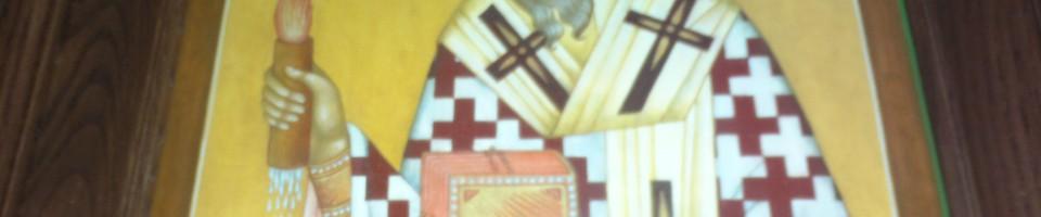 Ко дню памяти Спиридона еп. Тримифунтского