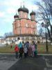 Поездка в Донской мужской монастырь