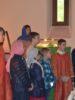Участие детского хора на Литургии