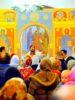Праздник Крещения Господня в храме преподобного Серафима Саровского