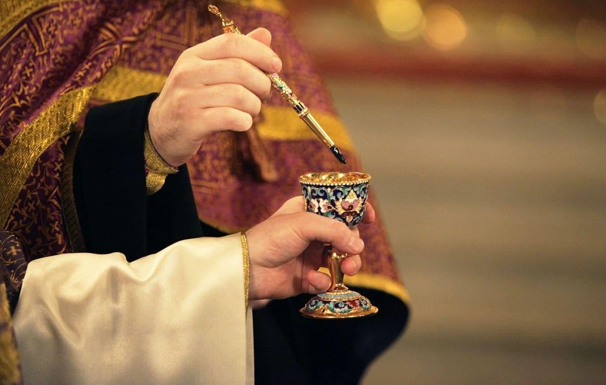 В Великий пост будет совершаться Таинство соборования