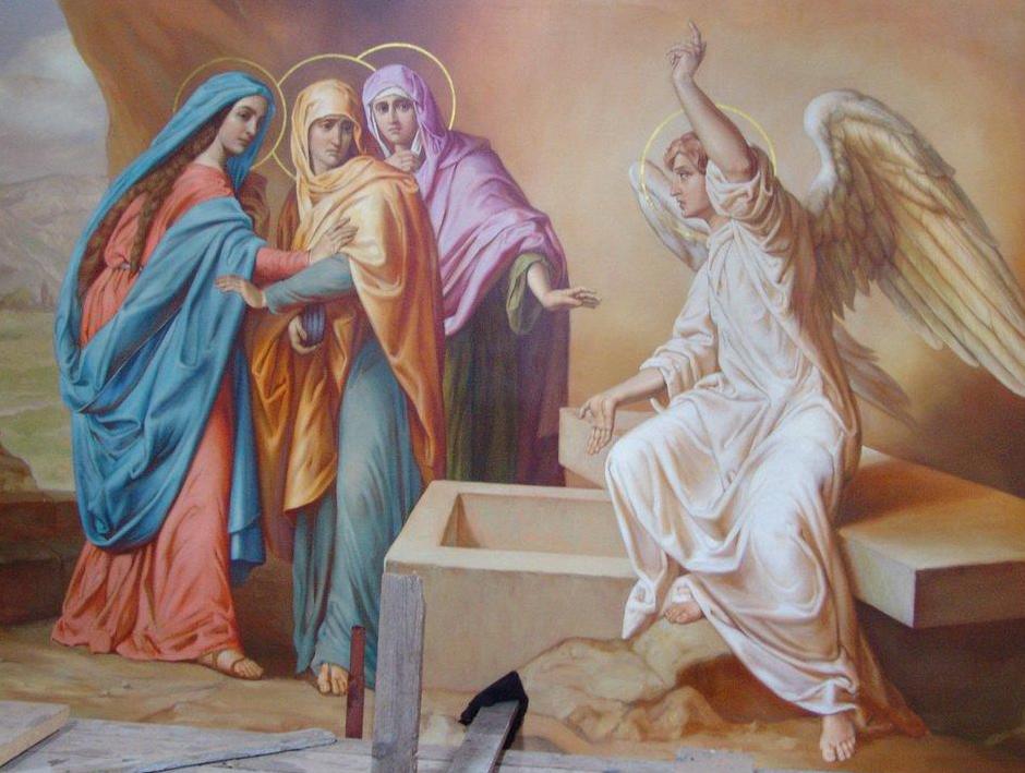 Приглашаем  на праздник в честь Дня Победы и памяти Святых Жён Мироносиц